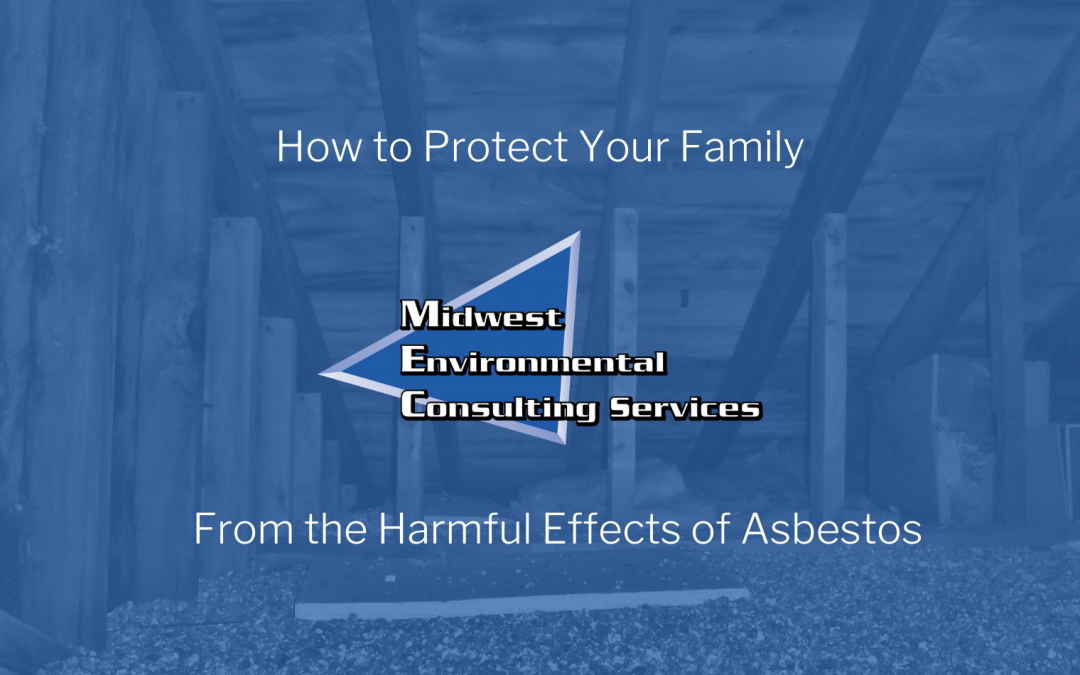 How To Protect Your Family From The Harmful Effects Of Asbestos